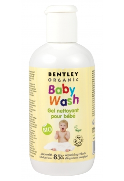 Bentley Organic Baby Wash 250ml
