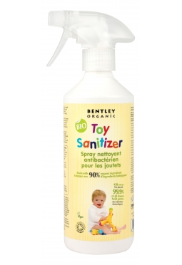 Bentley Organic Surface & Toy Sanitizer 500ml