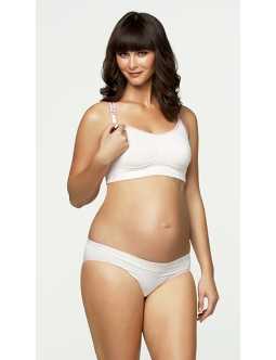 Cotton Candy Seamless Maternity Brief