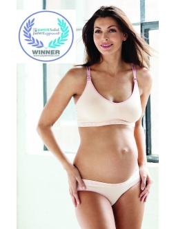 Cotton Candy Luxury Seamless Maternity and Nursing Bra