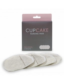 CupCake Washable Nursing Pads (2 Pairs)