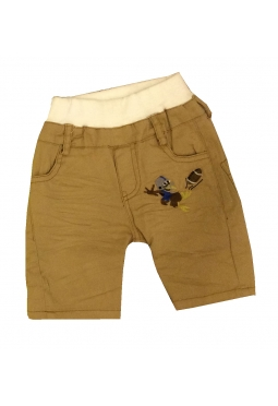 Short Pant (Khaki Colour)