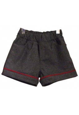 Autumn/Spring Short Pant (Dark Grey)
