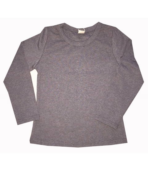 Long John with Round Necked (Dark Grey)