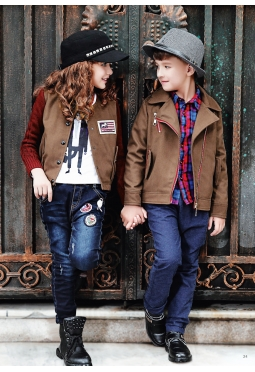 Jacket (Brown Colour)