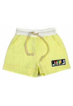 Short Pant (Yellow colour)